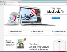 Apple's online store now offers new AirPort Extreme, Time Capsule and MacBook Airs