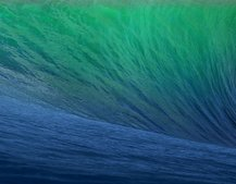 OS X Mavericks wallpaper available for download