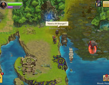 Ultima Forever - Quest for the Avatar iPad and iPhone preview