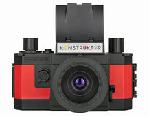 Lomography announces Konstruktor - world's first 35mm DIY SLR