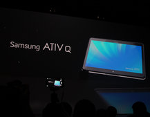 Samsung ATIV Q: 13.3-inch Windows 8 and Android hybrid with a stunning screen