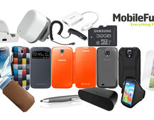 Win: Samsung Galaxy S4 mega accessory pack worth over £400 courtesy of Mobile Fun
