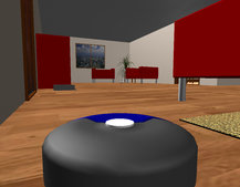 Ever wanted to find out it's like to be an iRobot Roomba? Now you can with Robot Vacuum Simulator 2013