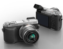 Panasonic Lumix GX7: Tiltable viewfinder, brand new 'best yet' sensor, premium build and much more