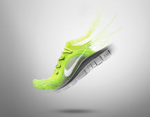Nike Free Flyknit official: New running shoe merges two key technologies for optimum performance