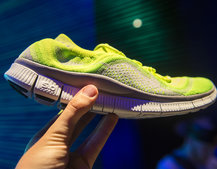 Nike Free Flyknit pictures and hands-on