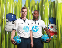 Tottenham Hotspur Turfies take on Moshi Monsters