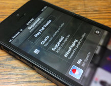 Twitter #Music iOS app updated - scans iPhone music library for personalised recommendations