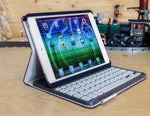 Logitech Keyboard Folio mini for iPad mini review