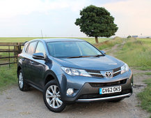 Toyota Rav4 Icon 2.2 Diesel 4x4 review