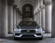 Volvo Concept Coupe set for Frankfurt reveal, embodies new design direction
