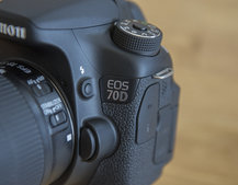 Canon EOS 70D: The first sample images