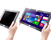 Apollon: the tablet that converts into a desktop PC, in theory