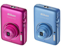 Nikon Coolpix S02: Tiny compact gets a bit more muscle