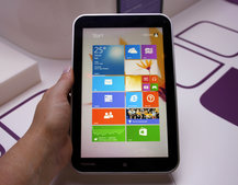 Toshiba Encore tablet pictures and hands-on