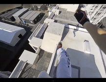 Mirror's Edge parkour real-life POV video is the best way to view free running