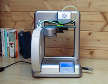 Cubify Cube 3D printer (second-gen) review