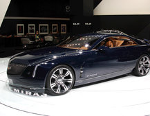 Cadillac Elminaj Concept pictures and eyes-on