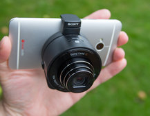 Sony Cyber-shot QX10 review