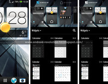 HTC Sense 5.5 screenshots leak, revealing future features