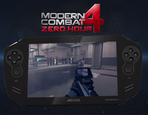 Archos GamePad 2 to launch in October for £180 with two Gameloft titles preloaded