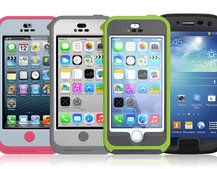 Otterbox Preserver Series cases bring waterproofing and ruggedness to iPhone and normal SGS4