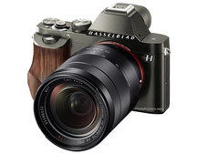 Sony Alpha A7 reimagined by Hasselblad for $10K 'Solar' wooden variant