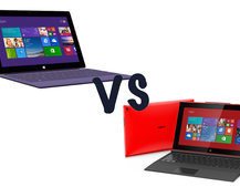Nokia Lumia 2520 vs Microsoft Surface 2: What's the difference?