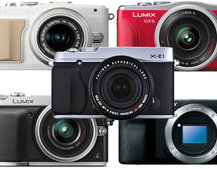 Best compact system cameras 2015: The best mirrorless interchangeable lens cameras available to buy today