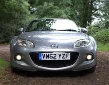 Mazda MX-5 2.0 Sport Tech review