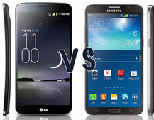 LG G Flex vs Samsung Galaxy Round: What's the difference?
