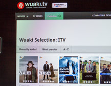 ITV added to Wauki.tv line-up