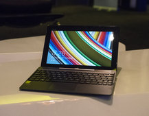 Asus Transformer Book T100 pictures and hands-on