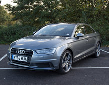 Audi A3 Saloon review