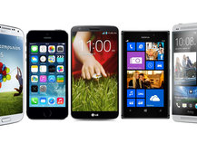 Best mobile phone 2013: 10th Pocket-lint Gadget Awards nominees
