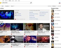 Bing New Music Video Search makes it easier to find the songs you like