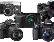 Best digital system camera 2013: 10th Pocket-lint Gadget Awards nominees