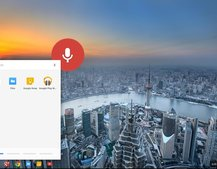 Chromebook voice functionality emerges, teasing more to come