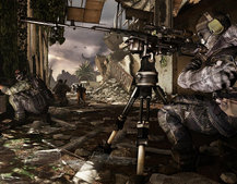 Call of Duty: Ghosts most played game for Xbox One and PlayStation 4