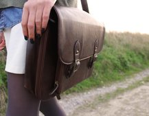 Proporta Stephenson Satchel combines iPad case with laptop bag for hipster chic