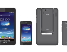 Asus PadFone mini press shot leaked, revealing 4.3-inch smartphone and December debut?