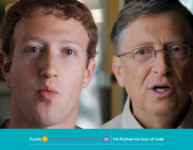 Code.org's Hour of Code campaign kicks off: Bill Gates, Mark Zuckerberg will teach you to write basic lines of code