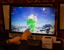 Leap Motion's Freeform app helps your 3D printing, next-gen tracking coming January 2014