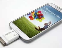i-Flashdrive helps you transfer files between iPhone and Android handsets