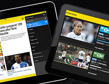 BBC Sport app now optimised for tablets over 7-inches: iPad, Kindle Fire and Android