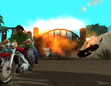 Grand Theft Auto: San Andreas (iPhone & iPad) review