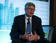 Steve Mollenkopf named CEO of Qualcomm, a day after being tipped for Microsoft hotseat