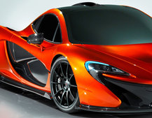 McLaren to replace windscreen wipers with an ultrasonic force field