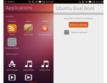 Ubuntu Touch gets official dual-boot with Android