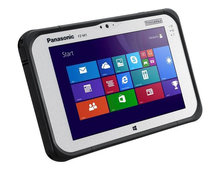 Panasonic Toughpad FZ-M1 brings a rugged exterior to the 7-inch tablet arena